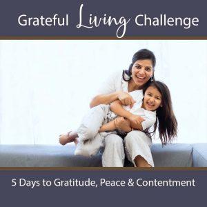 grateful living plr challenge