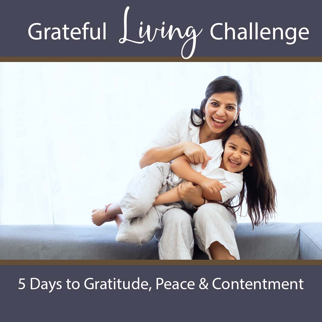 grateful living plr challenge