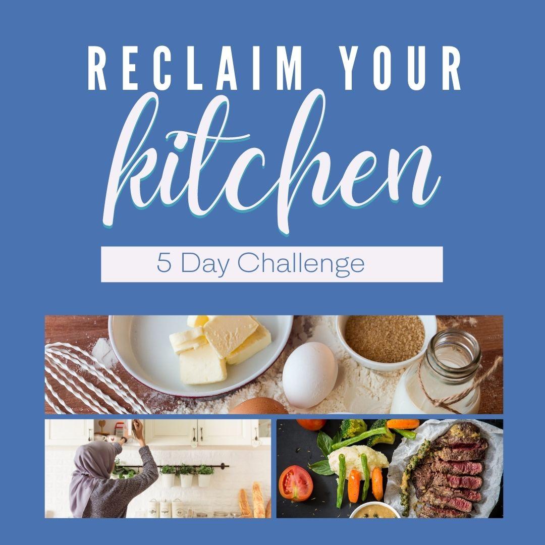 kitchen 5 day challenge plr