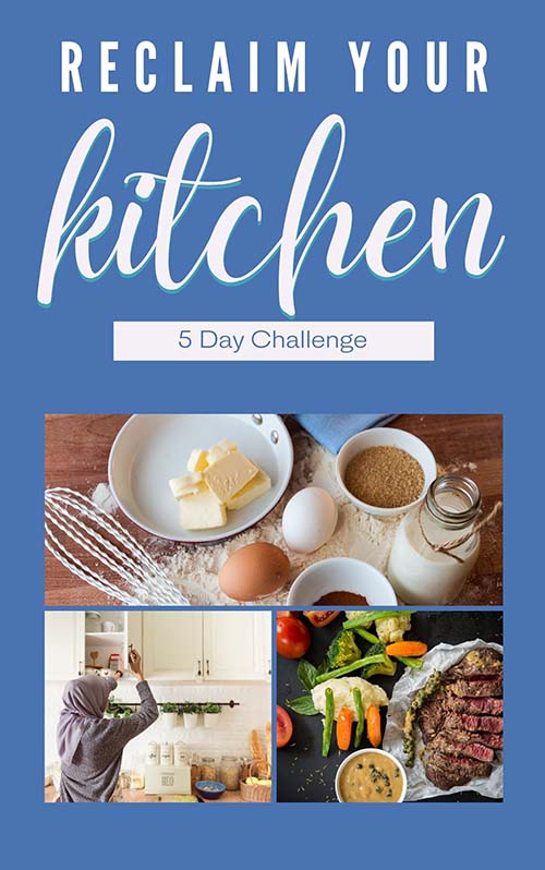 kitchen organizing plr